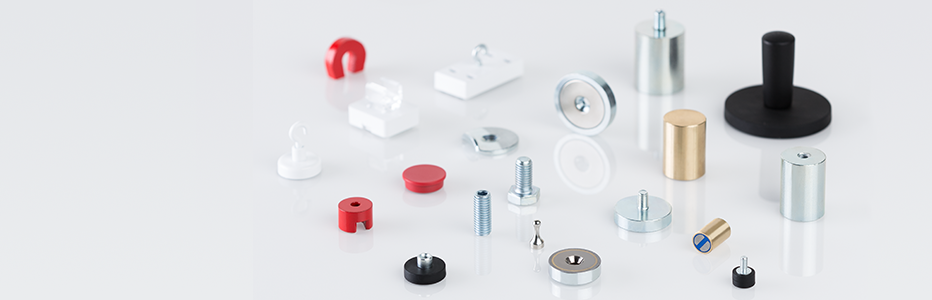Picture of technical magnets by Haas & Co. Magnettechnik.